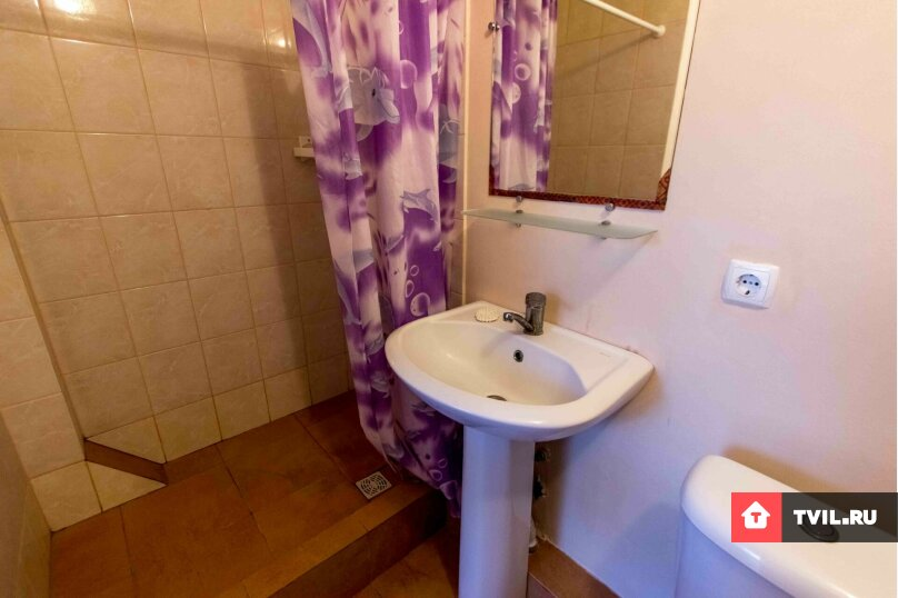 1-но комнатный 3-х местный, улица Ешиль-Ада , 7, Судак - Фотография 2