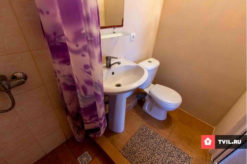 1-но комнатный 3-х местный, улица Ешиль-Ада , 7, Судак - Фотография 3