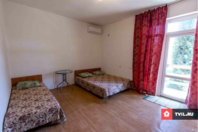 1-но комнатный 3-х местный, улица Ешиль-Ада , 7, Судак - Фотография 4