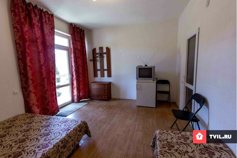 1-но комнатный 3-х местный, улица Ешиль-Ада , 7, Судак - Фотография 1