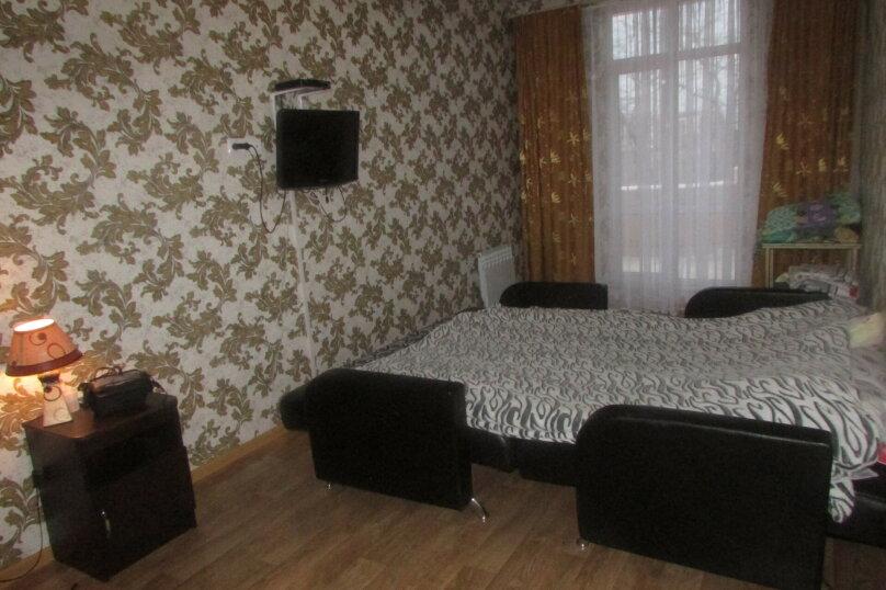 1-комн. квартира, 47 кв.м. на 6 человек, Крымская улица, 19, Геленджик - Фотография 1