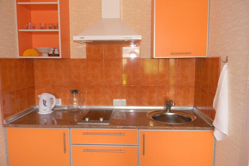 Номер с кухней оранжевый, улица Ленина, 142, Коктебель - Фотография 1