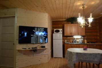 Селигер - коттедж №4, 70 кв.м. на 3 человека, 1 спальня, деревня Никола Рожок, ул. Лесная, Осташков - Фотография 4