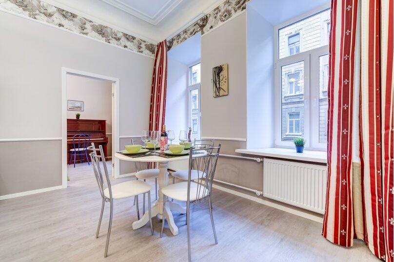 3-комн. квартира, 82 кв.м. на 6 человек, Загородный проспект, 21-23, Санкт-Петербург - Фотография 6