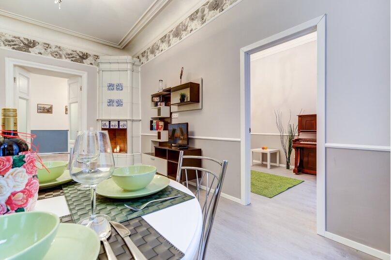 3-комн. квартира, 82 кв.м. на 6 человек, Загородный проспект, 21-23, Санкт-Петербург - Фотография 7