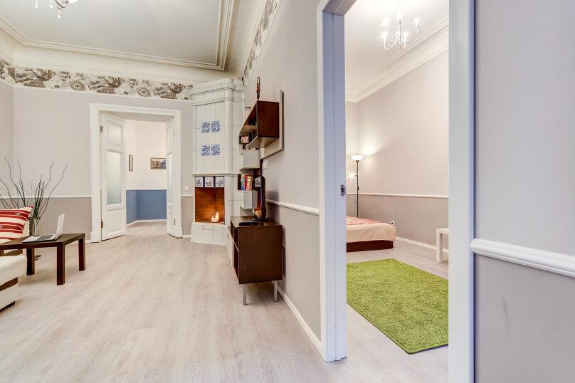 3-комн. квартира, 82 кв.м. на 6 человек, Загородный проспект, 21-23, Санкт-Петербург - Фотография 8