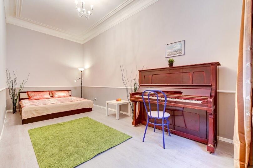 3-комн. квартира, 82 кв.м. на 6 человек, Загородный проспект, 21-23, Санкт-Петербург - Фотография 9