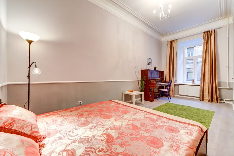3-комн. квартира, 82 кв.м. на 6 человек, Загородный проспект, 21-23, Санкт-Петербург - Фотография 11