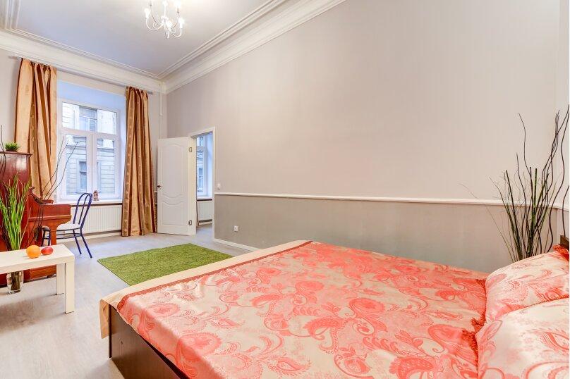 3-комн. квартира, 82 кв.м. на 6 человек, Загородный проспект, 21-23, Санкт-Петербург - Фотография 12