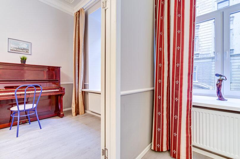 3-комн. квартира, 82 кв.м. на 6 человек, Загородный проспект, 21-23, Санкт-Петербург - Фотография 13