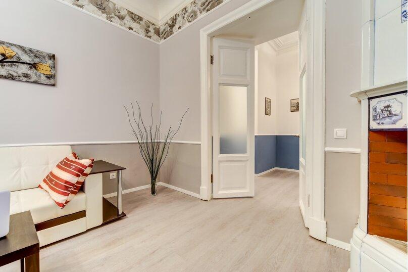 3-комн. квартира, 82 кв.м. на 6 человек, Загородный проспект, 21-23, Санкт-Петербург - Фотография 15