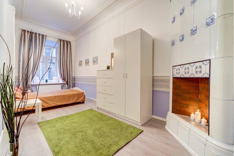 3-комн. квартира, 82 кв.м. на 6 человек, Загородный проспект, 21-23, Санкт-Петербург - Фотография 17