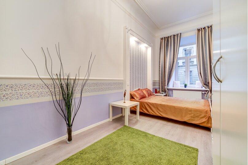 3-комн. квартира, 82 кв.м. на 6 человек, Загородный проспект, 21-23, Санкт-Петербург - Фотография 18