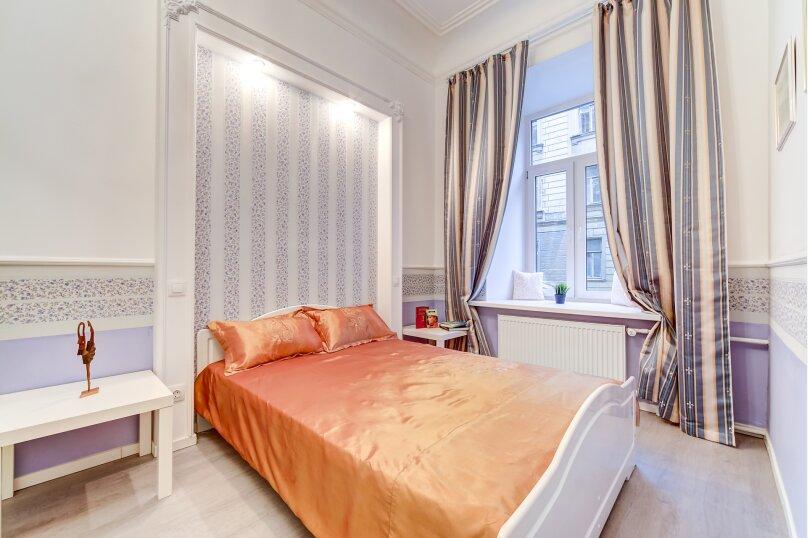 3-комн. квартира, 82 кв.м. на 6 человек, Загородный проспект, 21-23, Санкт-Петербург - Фотография 19