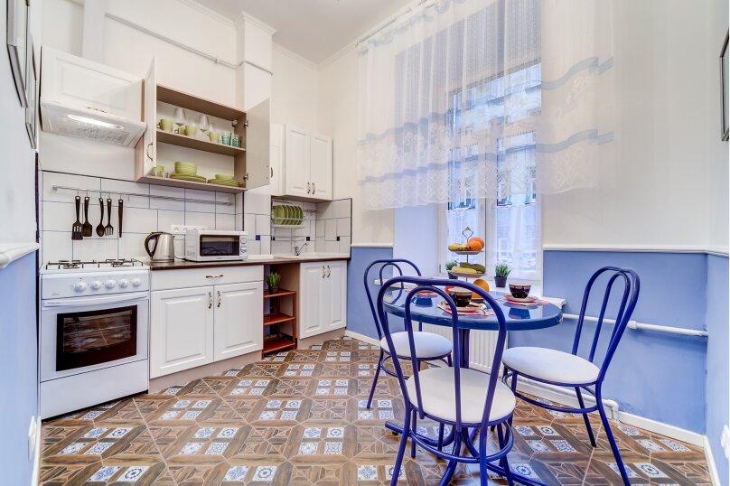 3-комн. квартира, 82 кв.м. на 6 человек, Загородный проспект, 21-23, Санкт-Петербург - Фотография 24