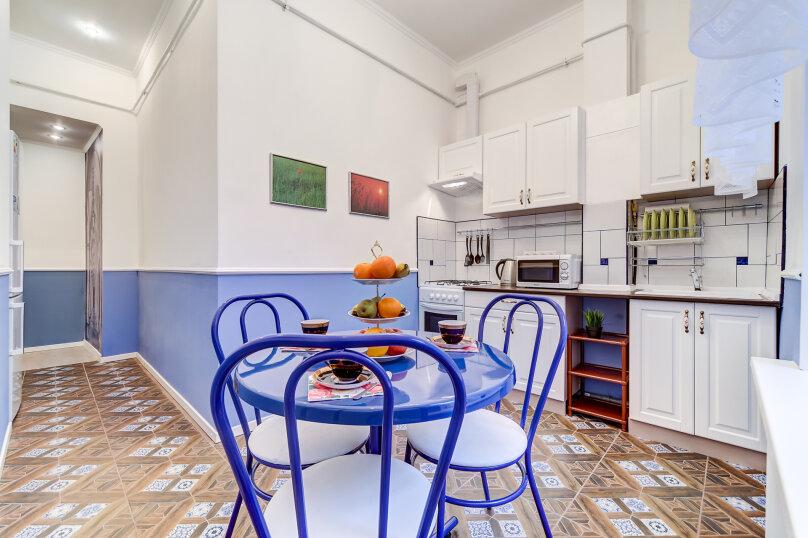 3-комн. квартира, 82 кв.м. на 6 человек, Загородный проспект, 21-23, Санкт-Петербург - Фотография 27