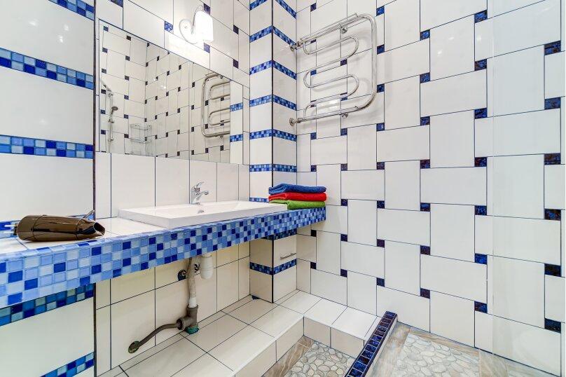 3-комн. квартира, 82 кв.м. на 6 человек, Загородный проспект, 21-23, Санкт-Петербург - Фотография 30