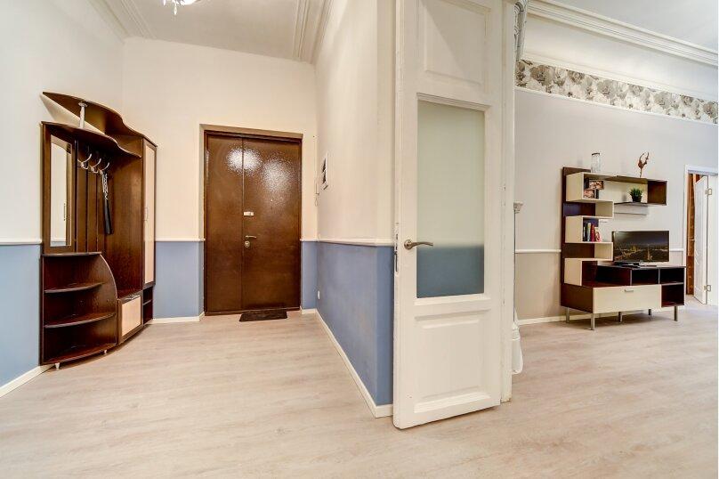 3-комн. квартира, 82 кв.м. на 6 человек, Загородный проспект, 21-23, Санкт-Петербург - Фотография 33