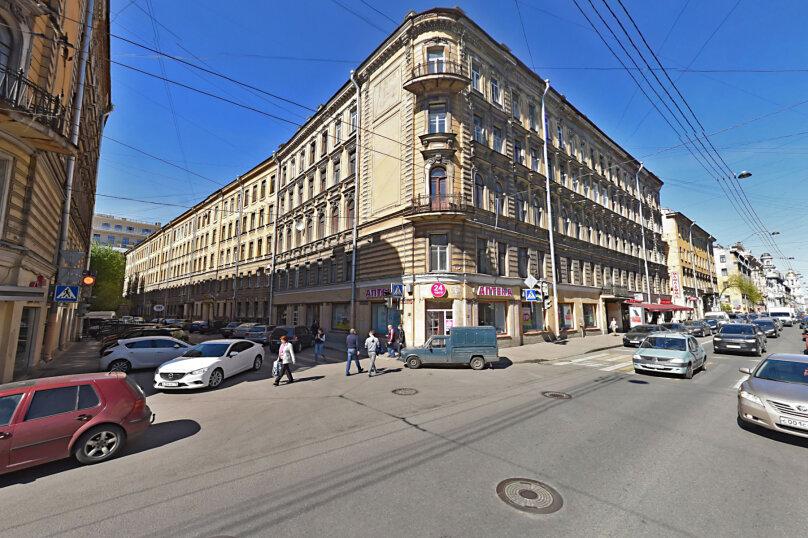 3-комн. квартира, 82 кв.м. на 6 человек, Загородный проспект, 21-23, Санкт-Петербург - Фотография 35