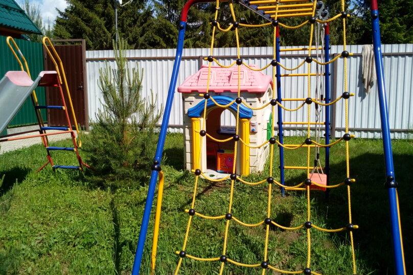 Дом с баней детской площадкой WI-FI, 150 кв.м. на 15 человек, 4 спальни, п. Неприе, 51, Осташков - Фотография 9