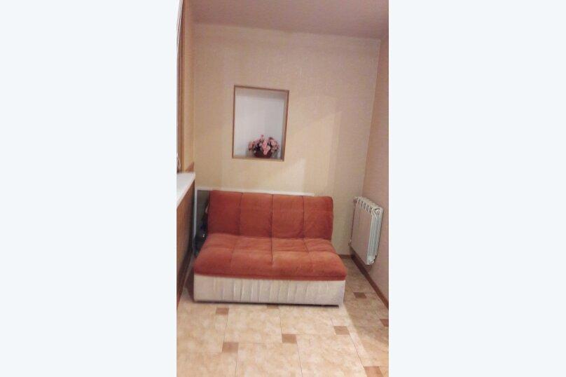 2-комн. квартира, 66 кв.м. на 6 человек, красноармейская , 3, Алушта - Фотография 5