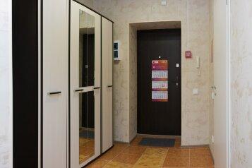 1-комн. квартира, 37 кв.м. на 4 человека, улица Постышева, Иваново - Фотография 2
