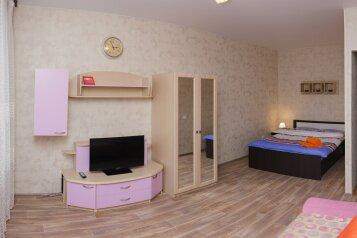 1-комн. квартира, 37 кв.м. на 4 человека, улица Постышева, Иваново - Фотография 1