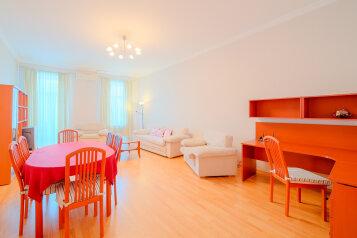 2-комн. квартира, 90 кв.м. на 4 человека, набережная реки Мойки, Санкт-Петербург - Фотография 4