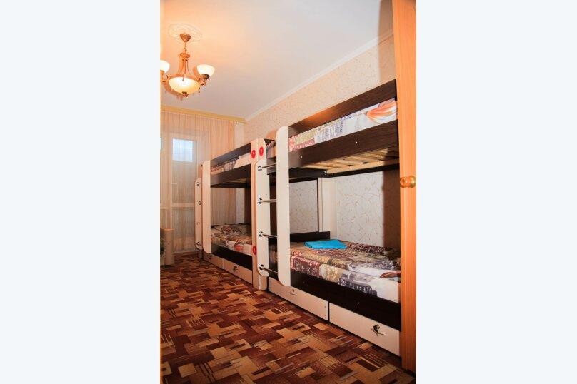 3-комн. квартира на 8 человек, улица Аксенова, 12, Обнинск - Фотография 2