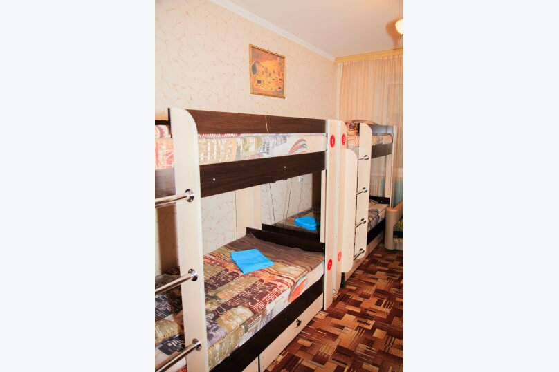3-комн. квартира на 8 человек, улица Аксенова, 12, Обнинск - Фотография 3