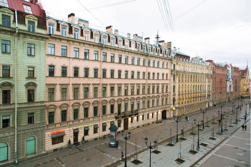 3-комн. квартира, 100 кв.м. на 6 человек, Малая Конюшенная улица, 10, Санкт-Петербург - Фотография 2