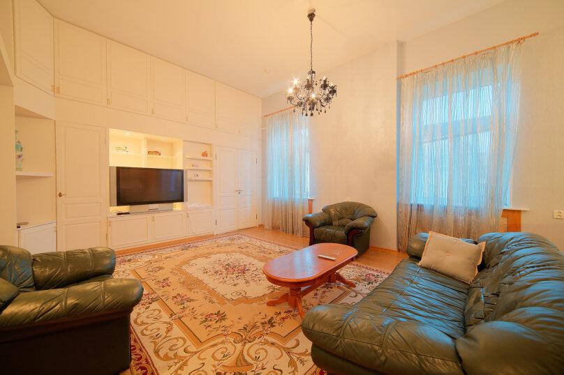3-комн. квартира, 100 кв.м. на 6 человек, Малая Конюшенная улица, 10, Санкт-Петербург - Фотография 6
