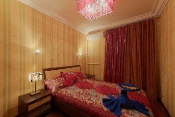 3-комн. квартира, 87 кв.м. на 6 человек, набережная реки Мойки, Санкт-Петербург - Фотография 1