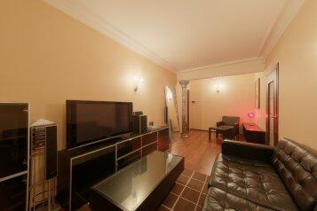 3-комн. квартира, 87 кв.м. на 6 человек, набережная реки Мойки, Санкт-Петербург - Фотография 4