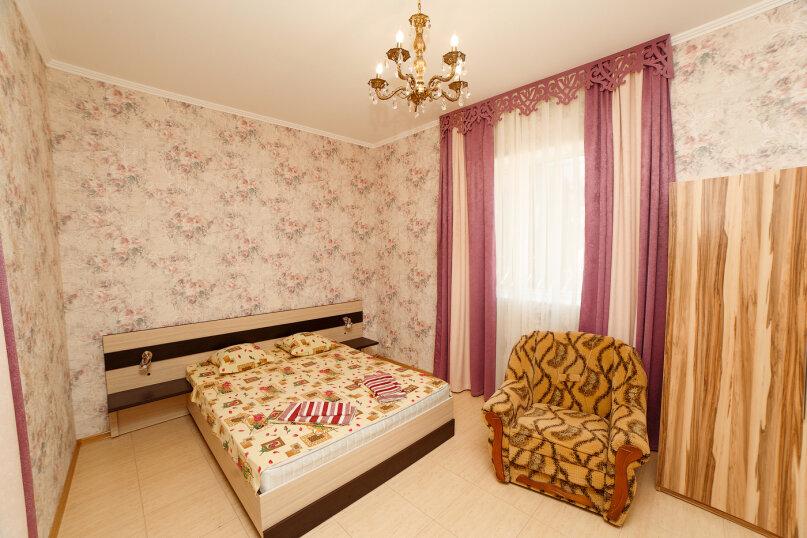 2-х местный однокомнатный номер люкс(1+1), переулок Горького, 17, Морское - Фотография 1