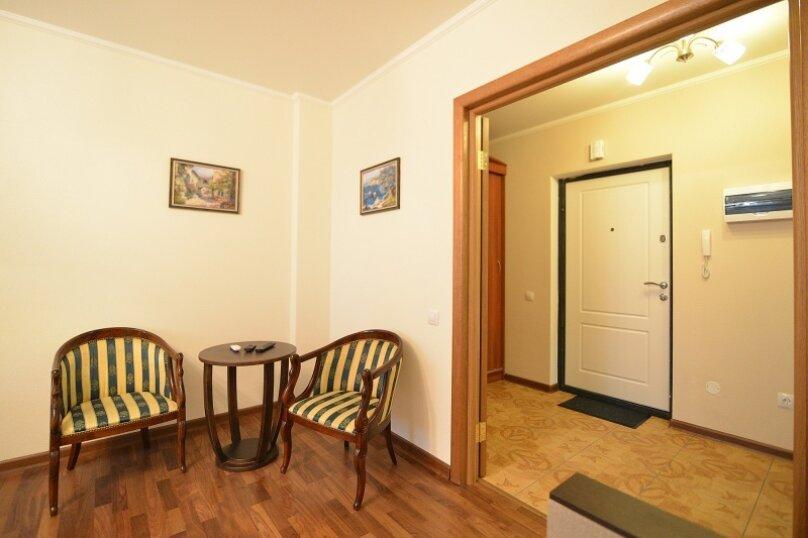 1-комн. квартира, 40 кв.м. на 2 человека, улица Желябова, 11, Иркутск - Фотография 4