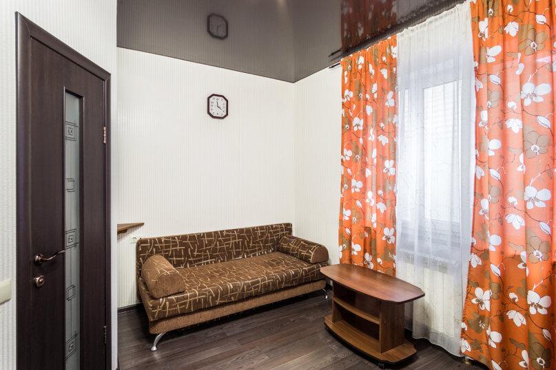 Двухкомнатный пятиместный комфортабельный, 6-я Радиальная улица, 5, Самара - Фотография 1