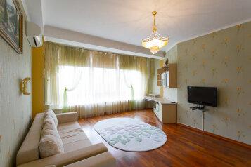 3-комн. квартира, 118 кв.м. на 4 человека, набережная пушкина , Гурзуф - Фотография 2