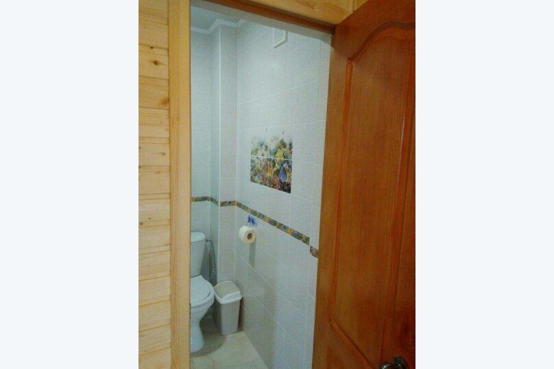 """Гостевой дом """"Залесное"""", с.Залесное, Советская улица на 3 комнаты - Фотография 110"""