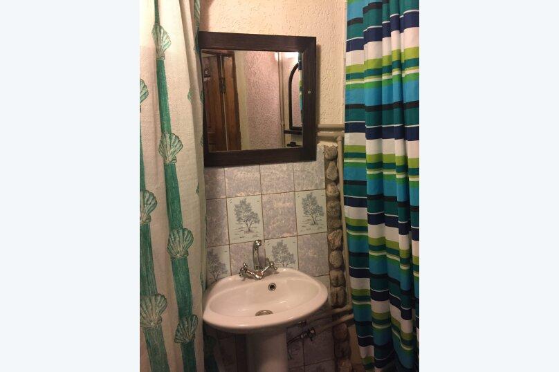 Дом, 30 кв.м. на 4 человека, 1 спальня, улица Космонавтов, 7А, Форос - Фотография 11