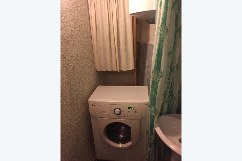 Дом, 30 кв.м. на 4 человека, 1 спальня, улица Космонавтов, 7А, Форос - Фотография 12