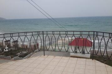 """Дом на самом берегу моря с видом на горы и бухту., 200 кв.м. на 8 человек, 3 спальни, Кооператив """"Старт"""", 5, поселок Орджоникидзе, Феодосия - Фотография 2"""