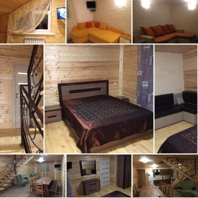 Дом, 200 кв.м. на 10 человек, 5 спален, Набережная, 27, Банное - Фотография 1