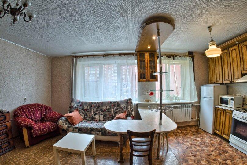 1-комн. квартира, 35 кв.м. на 4 человека, улица Звездинка, 5, Нижний Новгород - Фотография 1
