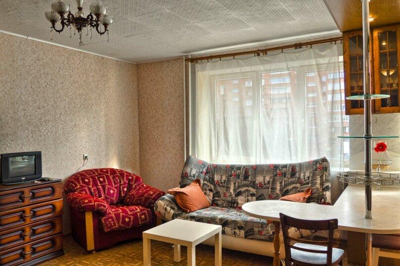 1-комн. квартира, 35 кв.м. на 4 человека, улица Звездинка, 5, Нижний Новгород - Фотография 7
