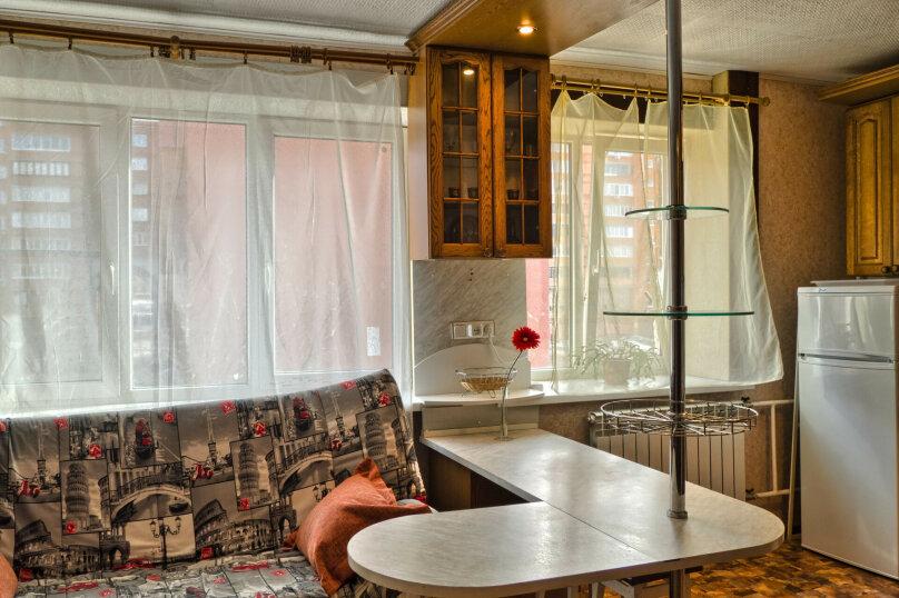 1-комн. квартира, 35 кв.м. на 4 человека, улица Звездинка, 5, Нижний Новгород - Фотография 11