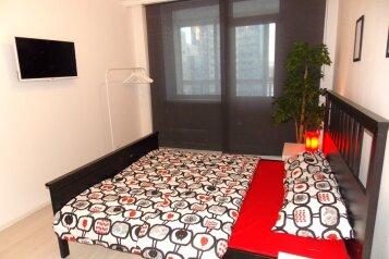 1-комн. квартира, 30 кв.м. на 2 человека, улица Карамзина, 18, Красноярск - Фотография 1