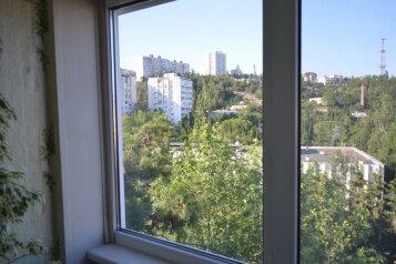 2-комн. квартира, 50 кв.м. на 7 человек, улица Победы, 8, Партенит - Фотография 2