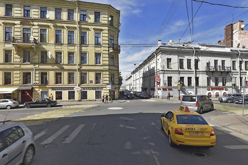 1-комн. квартира, 30 кв.м. на 3 человека, Миллионная улица, 21, Санкт-Петербург - Фотография 2