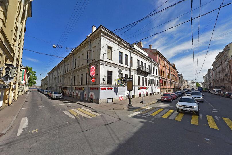 1-комн. квартира, 30 кв.м. на 3 человека, Миллионная улица, 21, Санкт-Петербург - Фотография 3